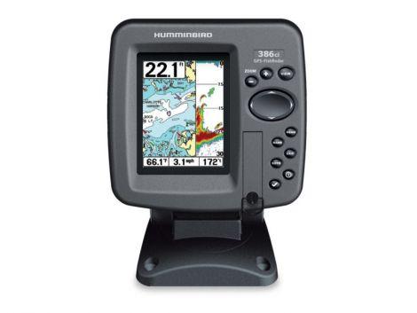 HUMMINBIRD FISHFINDER Y GPS 386CXI PT COMBO