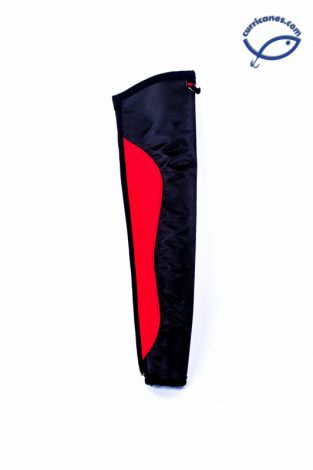 BOHNING TUBE QUIVER YOUTH RED 701006RD