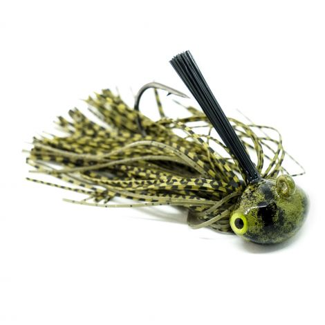 ER FISHING TACKLE FOOTBALL JIG 1 OZ.
