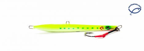 WILLIAMSON VERTICAL JIG ABYSS SPEED JIG ASJ200 7 OZ