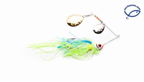 BOOYAH SPINNER TUX N TAILS 1/2 OZ BYTCC12