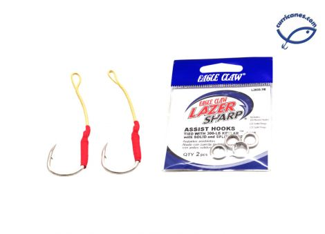 EAGLE CLAW ANZUELO ASSIST L2033