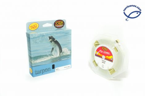 RIO FLY LINE TARPON WEIGHT FORWARD FLOATING