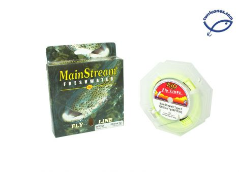RIO FLY LINE MAINSTREAM WEIGHT FORWARD FLOATING