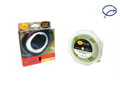 RIO FLY LINE TROPICAL OUTBOUND SHORT WEIGHT FORWARD FLOATING