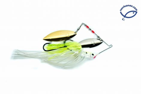 STRIKE KING SPINNERBAIT PREMIER PLUS PPL12WW