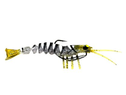 SAVAGE GEAR 3D MANIC SHRIMP 4 PULG MS-100