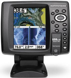 HUMMINBIRD FISHFINDER Y GPS 698CXI HD SI COMBO