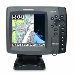 HUMMINBIRD FISHFINDER Y GPS 788CXI HD DI COMBO