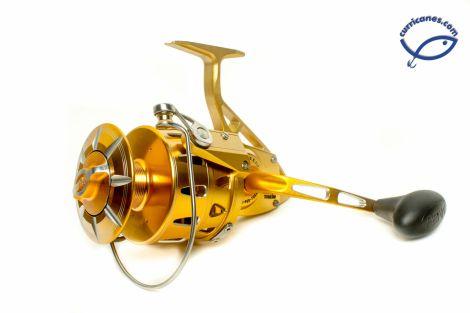 PENN CARRETE SPINNING TORQUE TRQS7G GOLD