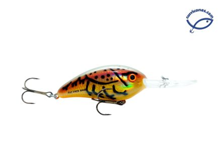 BOMBER CURRICAN FAT FREE SHAD JR. BD6F