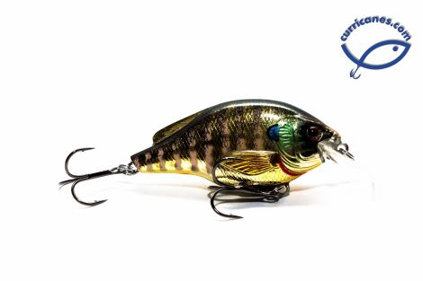 LIVE TARGET CURRICAN BLUEGILL BGS70S-102