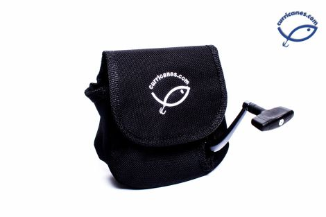 CURRICANES.COM FUNDA PARA CARRETE SPINNING