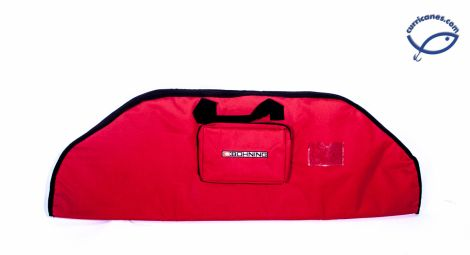 BOHNING BOW CASE YOUTH RED 701014RD