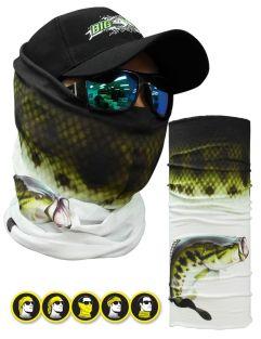 BIGFISH FISH HEADZ BASS SCALES