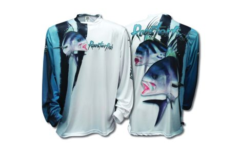 BIG FISH JERSEY MANGA LARGA ROOSTERFISH