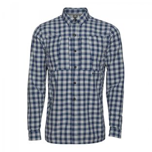 REDINGTON CAMISA BORA MANGA LARGA COLOR SLIPSTREAM