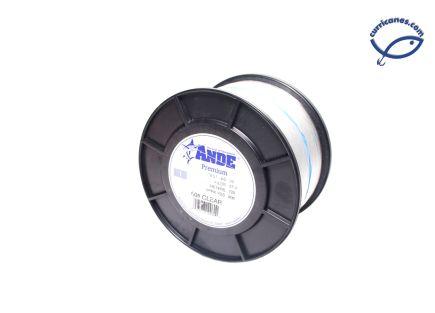 ANDE LINEA 20 LBS/2400 YDS, DIA. .018 PULGADAS CLEAR