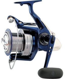 DAIWA CARRETE SURF SPINNING EMCAST PLUS EMCP5500A