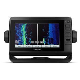 GARMIN FISHFINDER Y GPS ECHOMAP UHD 72SV UHD SIDEVU, CLEARVU Y CHIRP