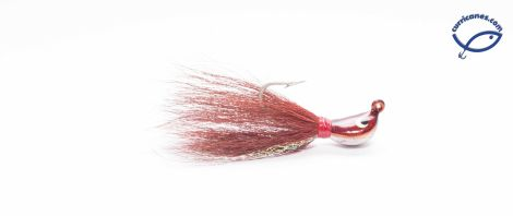 BOONE JIG BUCKTAIL 1/2 OZ