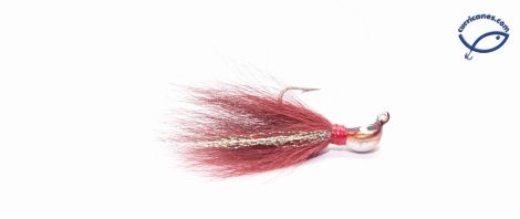 BOONE JIG BUCKTAIL 1/4 OZ