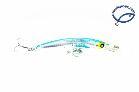 YOZURI CURRICAN 3D DEEP CRYSTAL MINNOW F982