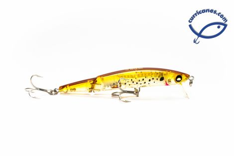 YOZURI CURRICAN 3D JOINTED CRYSTAL MINNOW F1051
