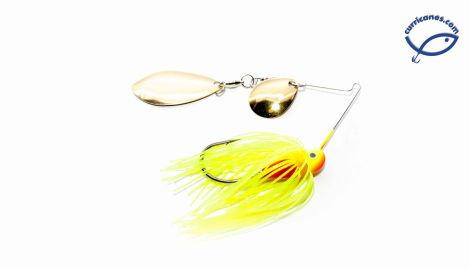 STRIKE KING SPINNERBAIT SILHOUETTE S12CI 1/2 OZ