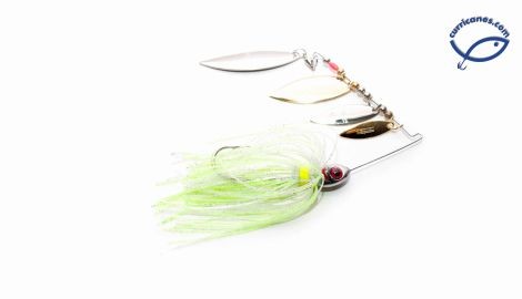 BOOYAH SPINNER SUPERSHAD 3/8 OZ BYSS38