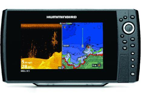 HUMMINBIRD FISHFINDER Y GPS HELIX 9 DI COMBO