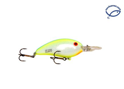 BOMBER CURRICAN FAT FREE SHAD GUPPY BD5M