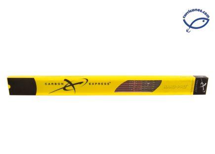 CARBON EXPRESS VARAS NANO-PRO RZ 550, MOD. 51590 (12 PIEZAS)
