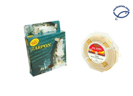 RIO FLY LINE POWERFLEX TARPON WEIGHT FORWARD FLOATING