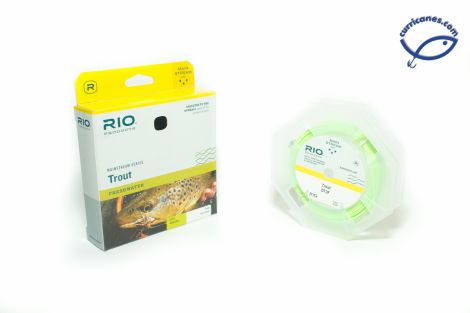 RIO FLY LINE MAINSTREAM TROUT DOUBLE TAPER FLOATING