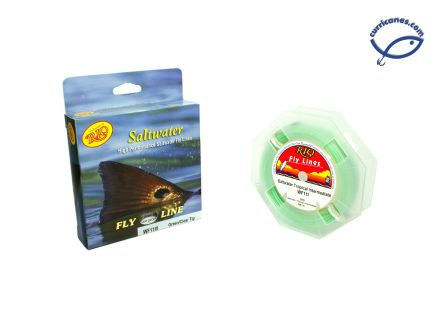 RIO FLY LINE SALTWATER WEIGHT FORWARD INTERMEDIATE