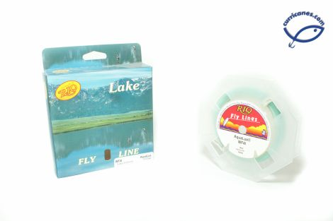 RIO FLY LINE LAKE AQUALUX WEIGHT FORWARD INTERMEDIATE