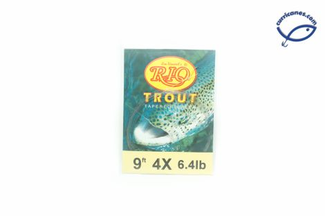 RIO LIDER TROUT KNOTLESS 9 PIES