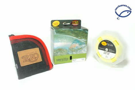 RIO FLY LINE VERSITIP WEIGHT FORWARD FLOATING