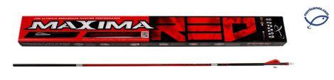 CARBON EXPRESS FLECHA MAXIMA RED 250 MOD. 50753 (6 PIEZAS)