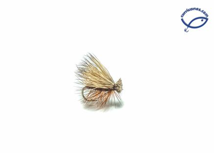 RAINYS MOSCA ELK HAIR CADDIS BROWN MOD. 189N/190
