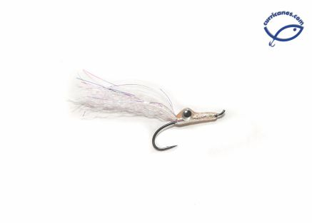 RAINYS BONEFISH SHRIMP WHITE MOD. iRB030w-06