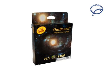 RIO FLY LINE OUTBOUND WEIGHT FORWARD FLOATING/INTERMEDIATE