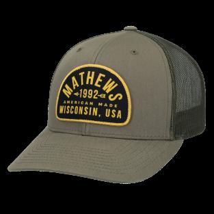 MATHEWS GORRA FOREST TRUCKER CAP 70317