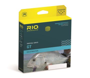 RIO FLY LINE TROPICAL GT FLOATING 550 GR