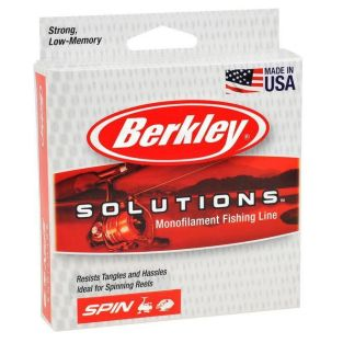 BERKLEY LINEA SOLUTIONS BSSFS12-GRM, 12 LBS/250 YDS, DIA. .013 PULGADAS GREEN MIST