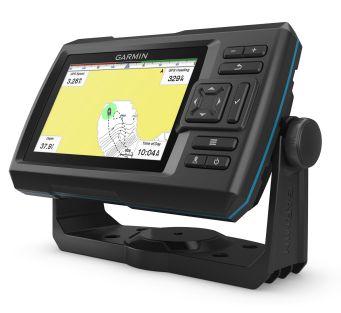 GARMIN FISHFINDER Y GPS STRIKER VIVID 5CV CLEARVU Y CHIRP