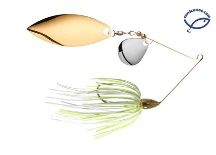 WAR EAGLE SPINNERBAIT GOLD COLORADO/WILLOW 1/2 OZ WE12GT