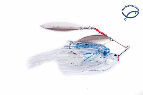 STRIKE KING SPINNERBAIT BOTTOM DWELLER 1 OZ