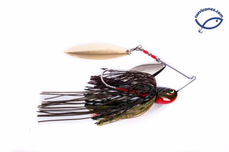 STRIKE KING SPINNERBAIT BOTTOM DWELLER 3/4 OZ